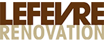 logo lefevre renovation