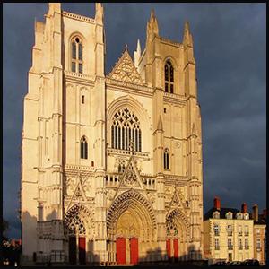 incendie Cathédrale Nantes
