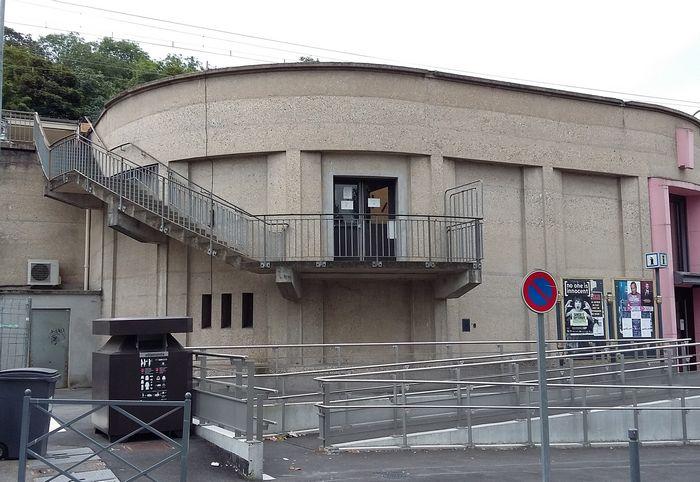 restauration gare de Chaville