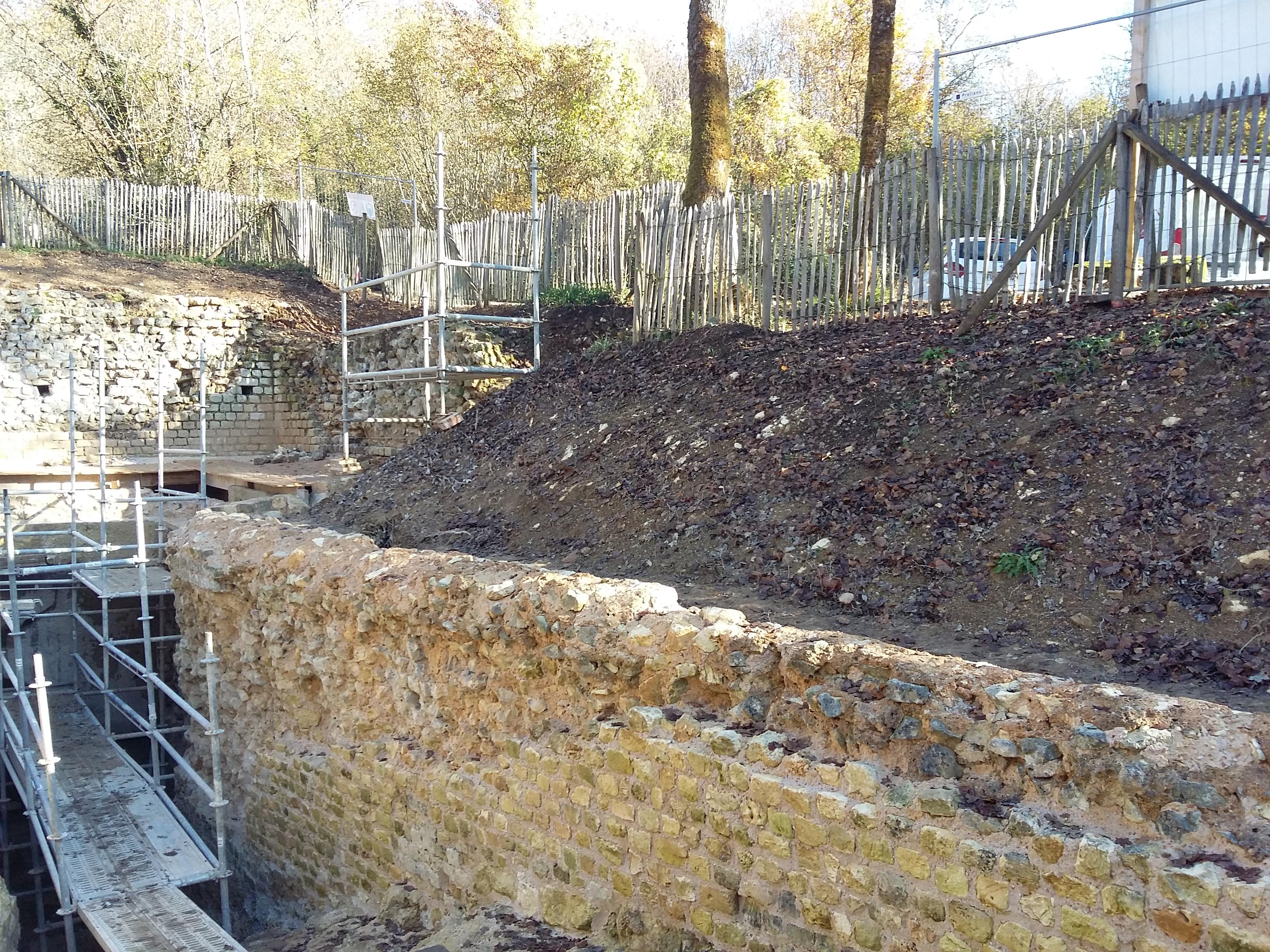 Préservation et valorisation des aqueducs gallo-romains de Saintes