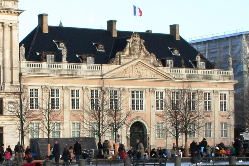 Ambassade De France, Copenhague -Danemark