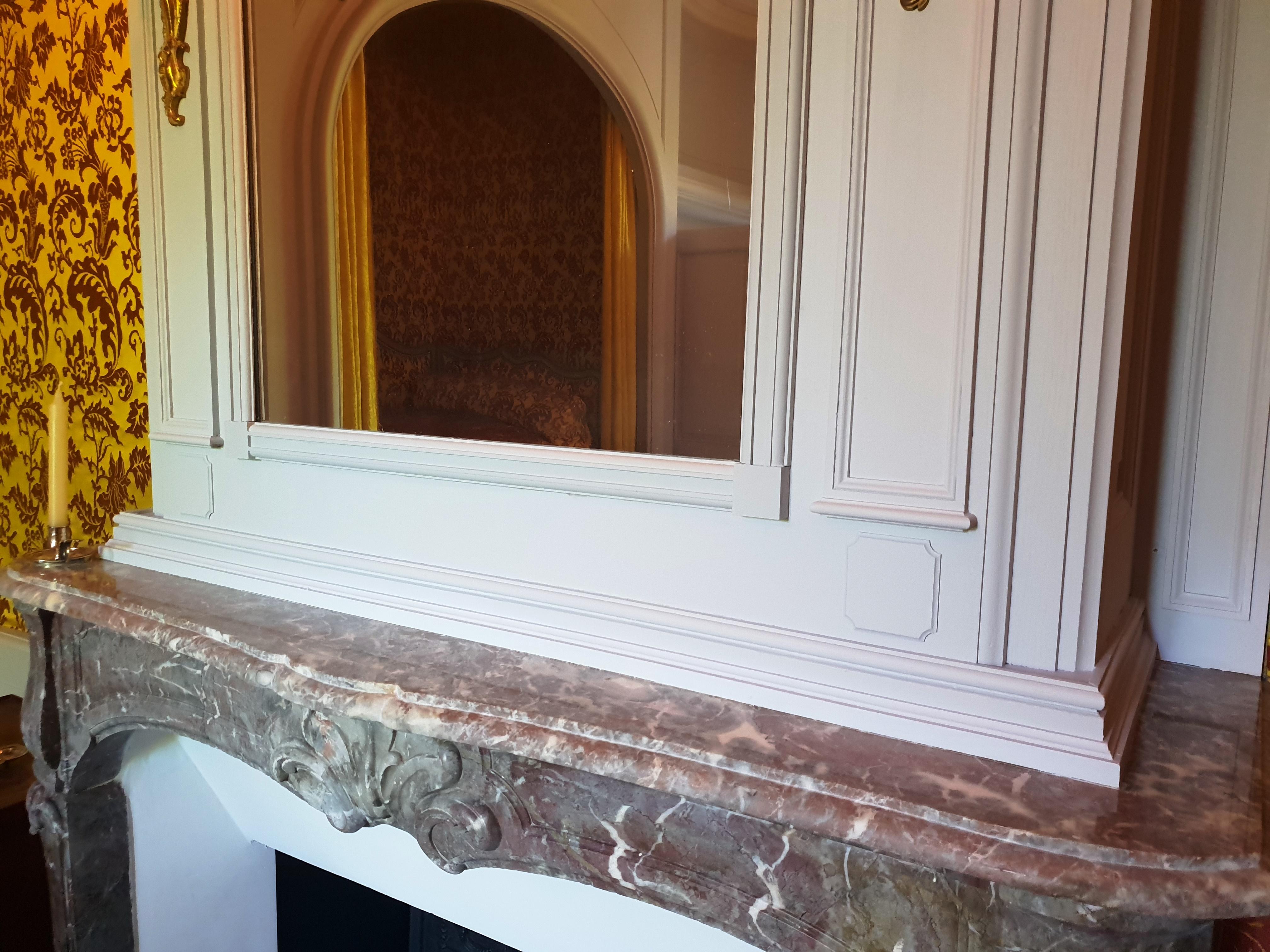 restauration menuiserie château patrimoine ancien