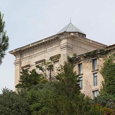 sele Château du Marquis de Baschi - Aubais