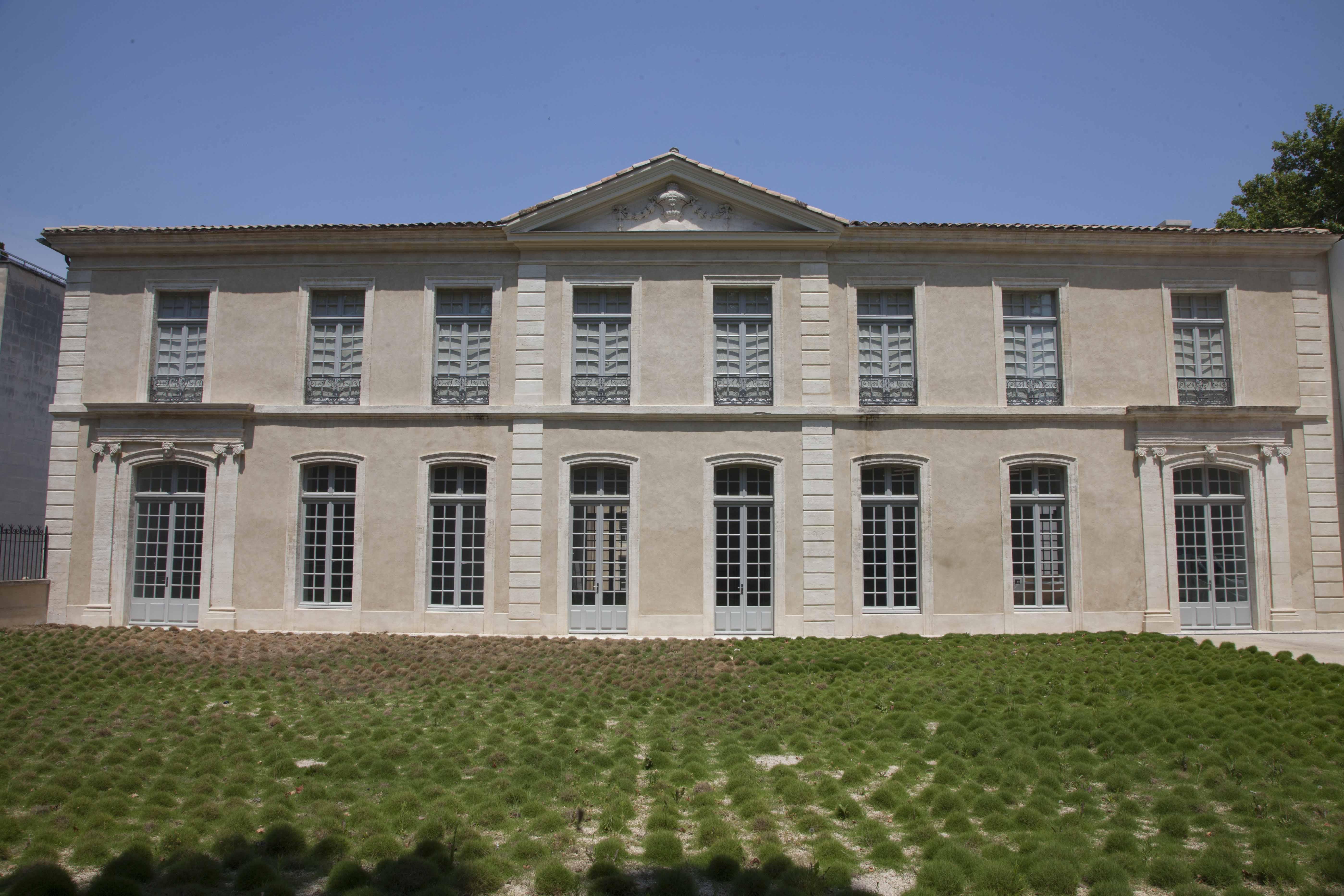 sele- Musée de la Collection Lambert - Avignon