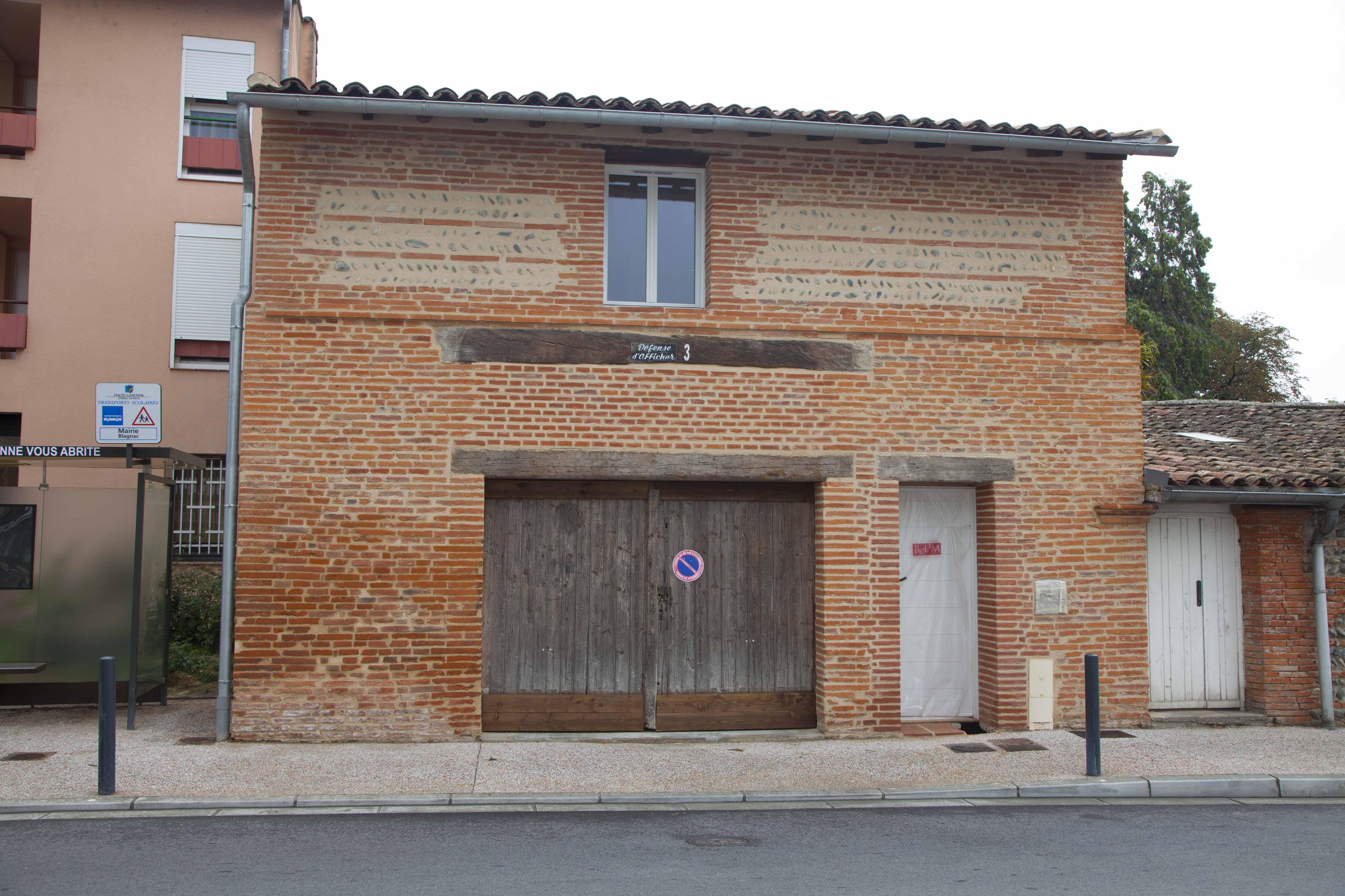 Maison privée rue des Bûches - Blagnac