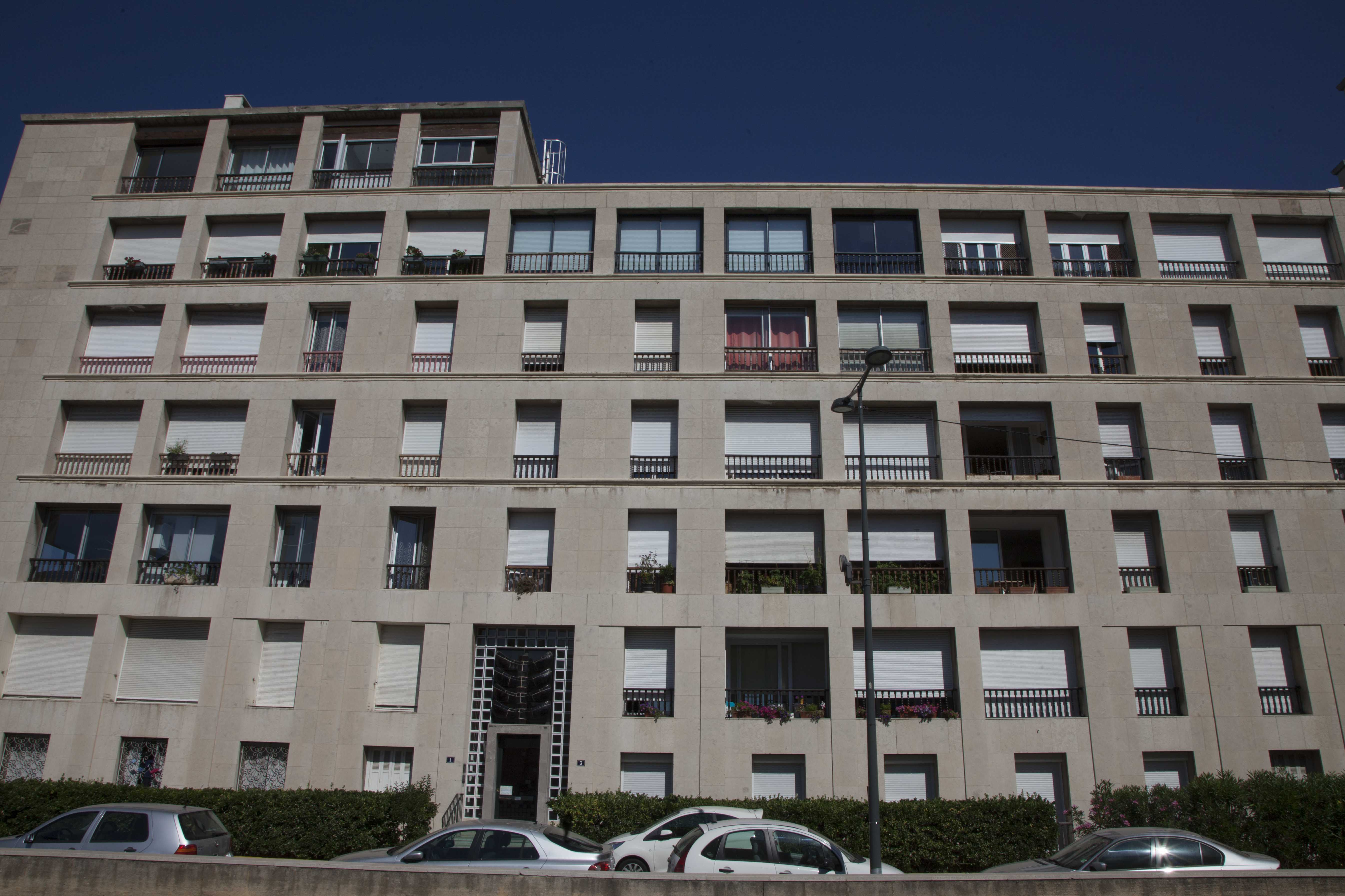 Square Protis - Marseille