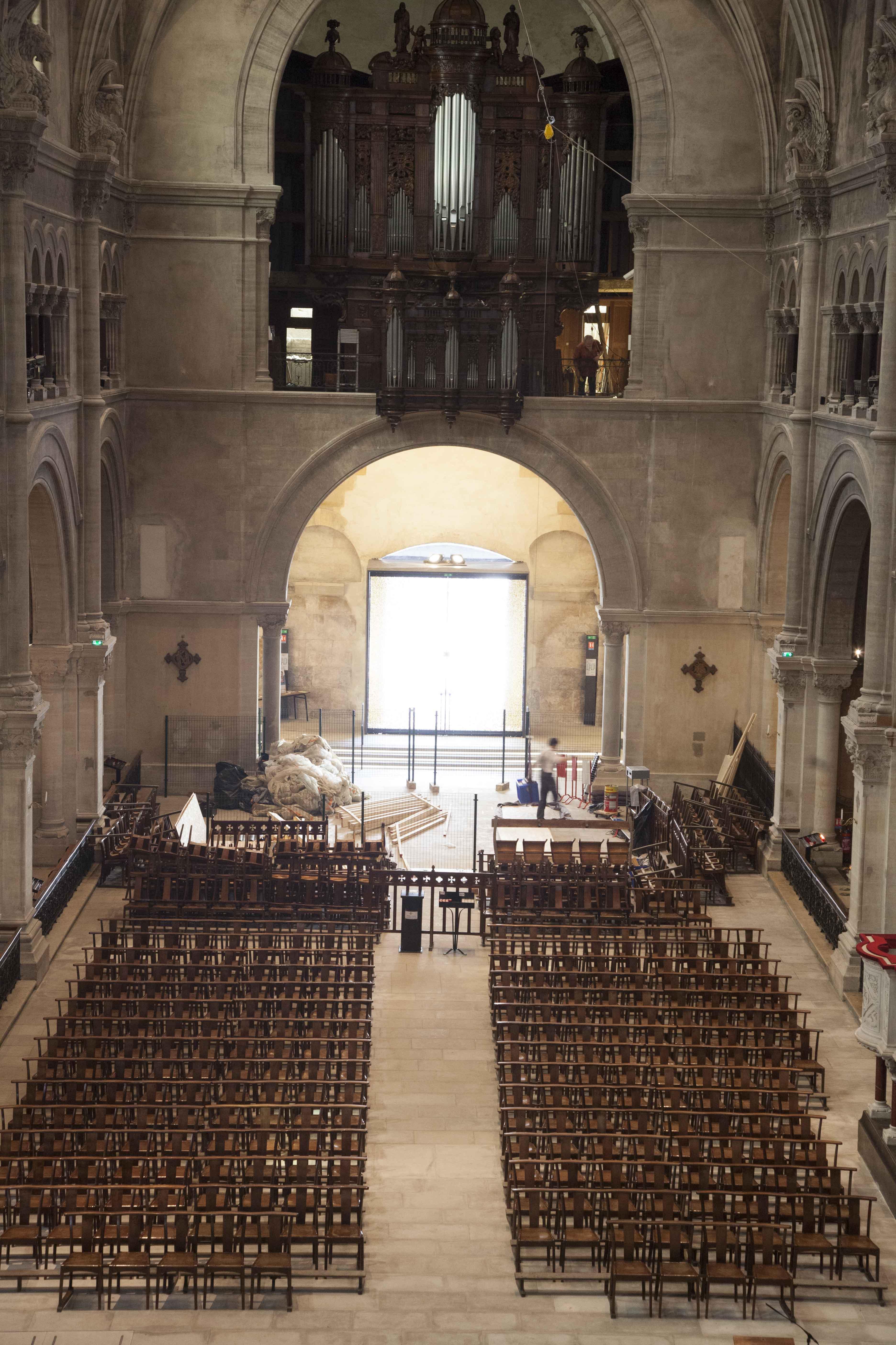 Sele Cathédrale Saint-Castor - Nîmes