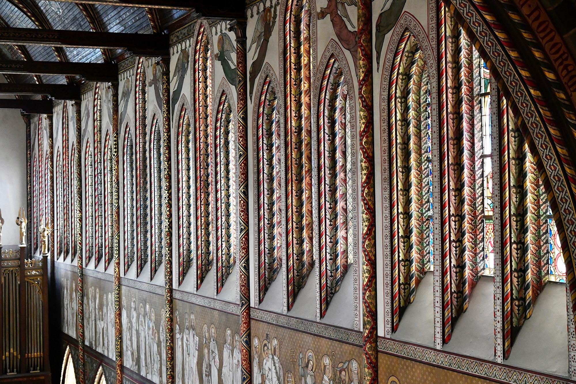 Église Saint-Joseph décors peints