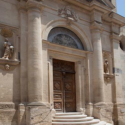 sele église aramon