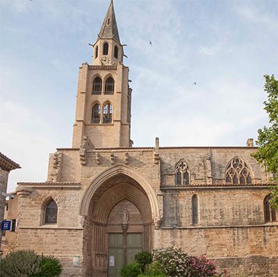 SELE - Eglise Saint-André - Montagnac
