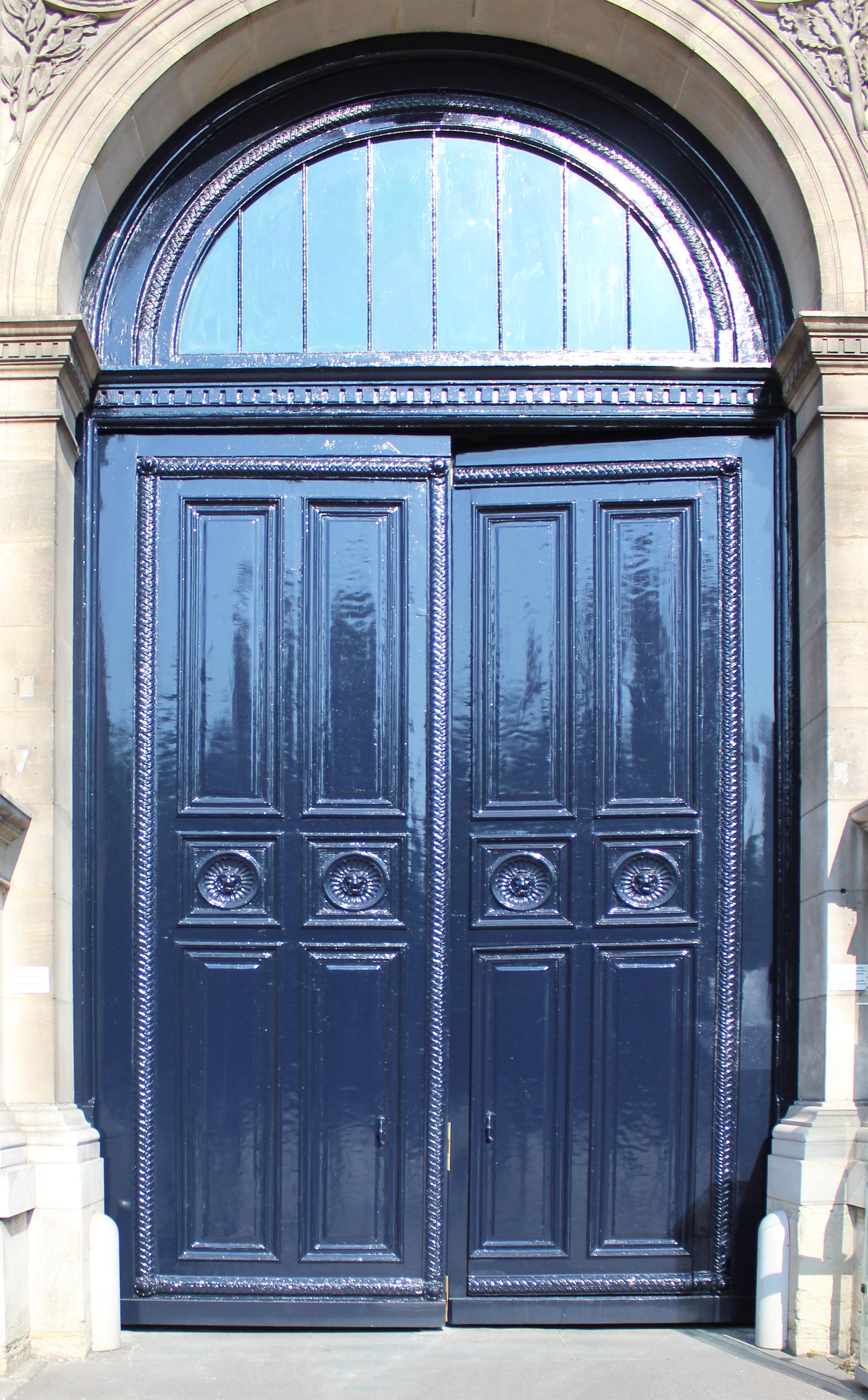 Hôtel de ville de paris peintures Duval et Mauler