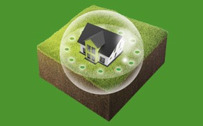 protection termites en exterieur