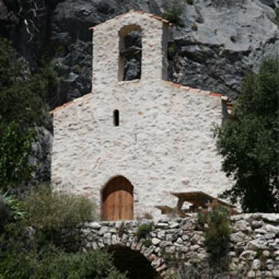 Ancienne Eglise à Puyloubier