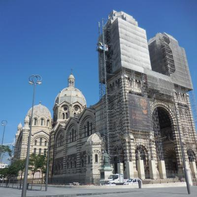 cathedrale de la Major Marseille