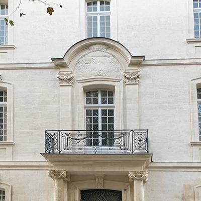 restauration Hôtel de Pérussis - Cavaillon