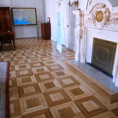 restauration menuiserie monuments historiques Marseille