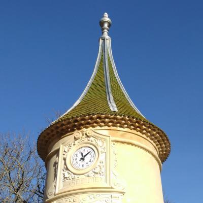 restauration château patrimoine ancien