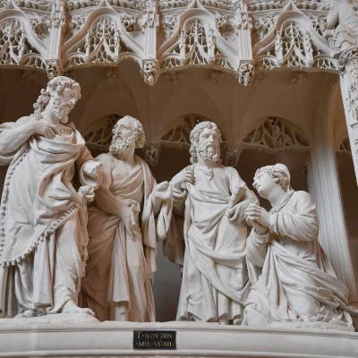 tollis Cathédrale de Chartres