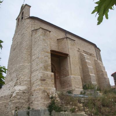 restauration Église - Cazalrenoux