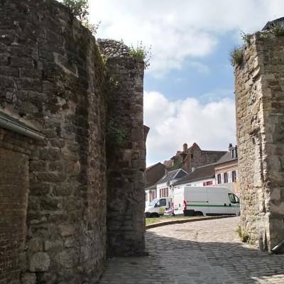 La restauration des remparts touche à sa fin