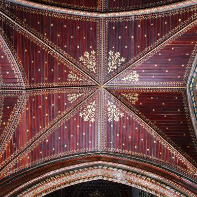 Église Saint-Joseph décros peints