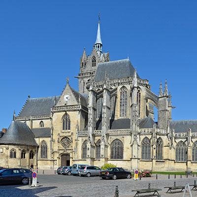 Église Notre-Dame des marais - La Ferté Saint-Bernard