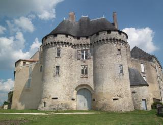 Château de Barbezieux