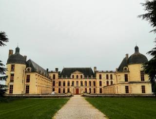 Restauration du Pavillon du ROI, Château de OIRON