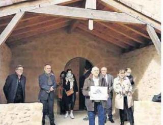 sele : La mairie de Sainte-Foi récompensée par Les rubans du patrimoine